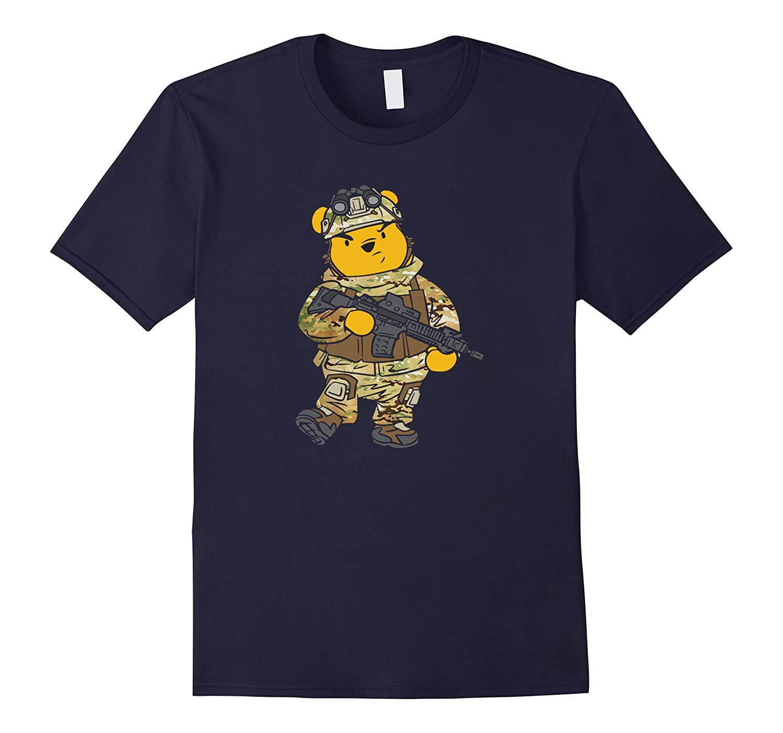 Winnie the Pew t-shirt-TD