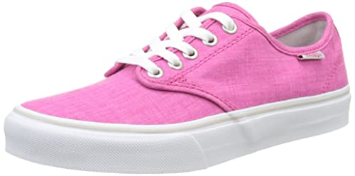a01530495b2756 Vans Women s Wm Camden Stripe Low-Top Sneakers  Amazon.co.uk  Shoes ...