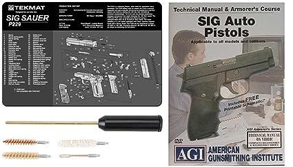 Amazon.com : Ultimate Arms Gear Gun Mat SIG Sauer SIG P229 + Compact