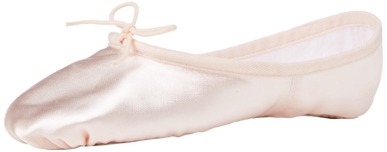 Bloch Girls' Debut I Satin Ballet Shoes