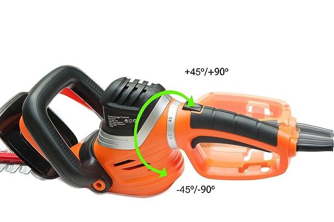 Amazon.com: garcare 4.8-amp – Cortasetos con 24-Inch corte ...