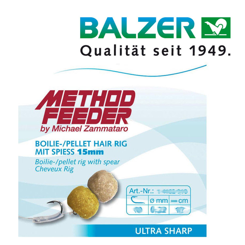 Balzer Method Feeder Mini-Boilie Nadel