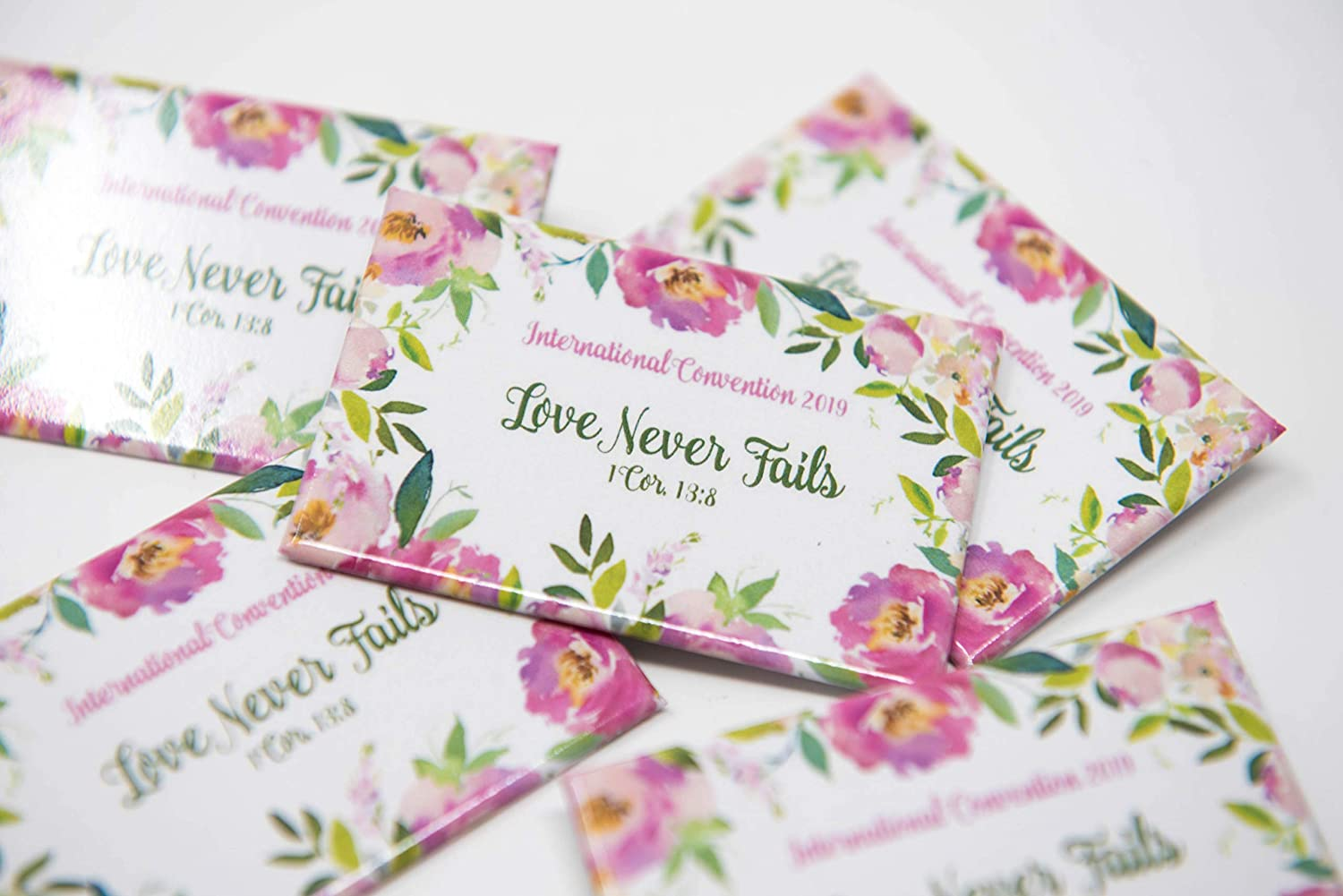 Love Never Fails convention gifts international gifts jw gifts