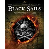 Black Sails: Seasons 1-4 The Complete Collection [Blu-ray]