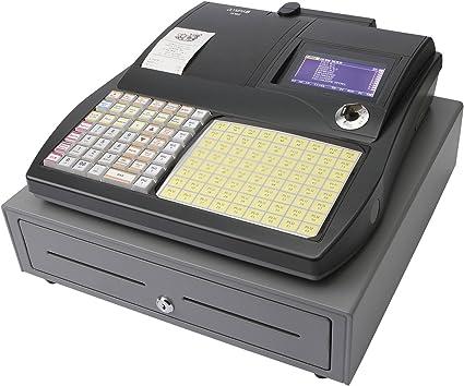 Olympia CM 960 SF - Caja registradora para negocio, color negro ...