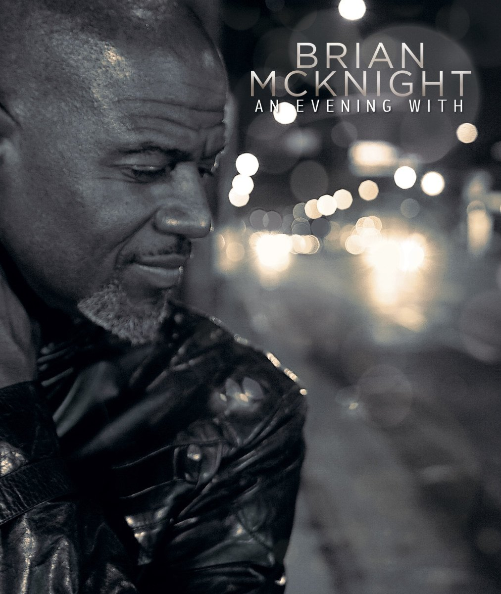 Blu-ray : Brian McKnight - An Evening With (Blu-ray)