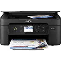 Epson Expression Home XP 4100 Series Small Wireless Color Inkjet All-in-One Printer - Print Copy Scan - Mobile Printing…
