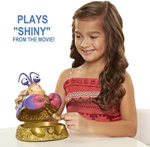 Moana Disney's Tamatoa Musical Jewelry Box