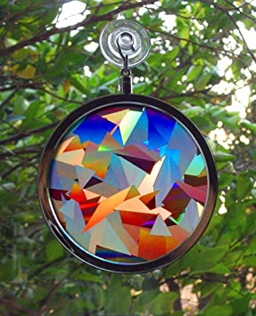Suncatcher   Crystal Rainbow Window Sun Catcher