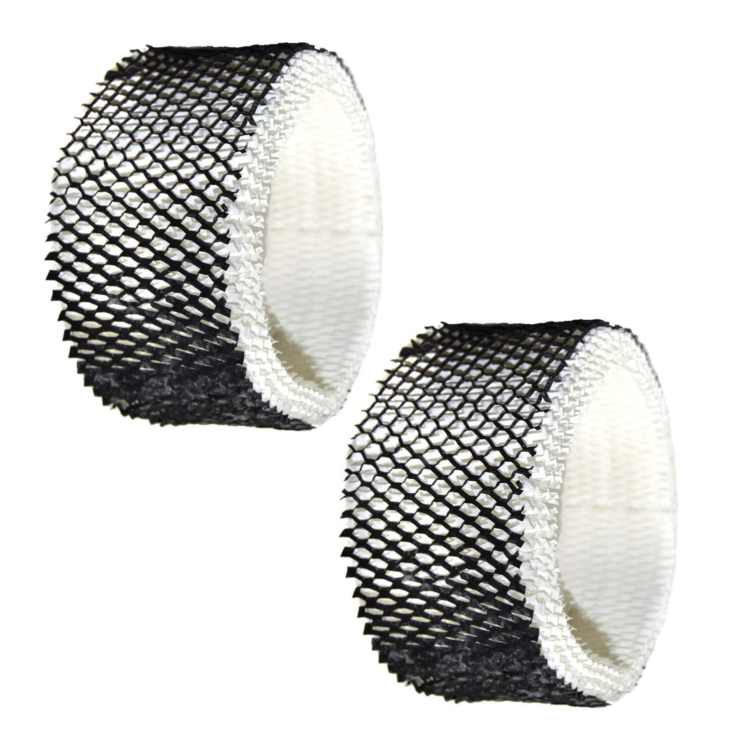 HQRP 2-Pack Wick Filter for Hamilton Beach 05518, 05519 Humidifiers, 05910 Replacement Coaster