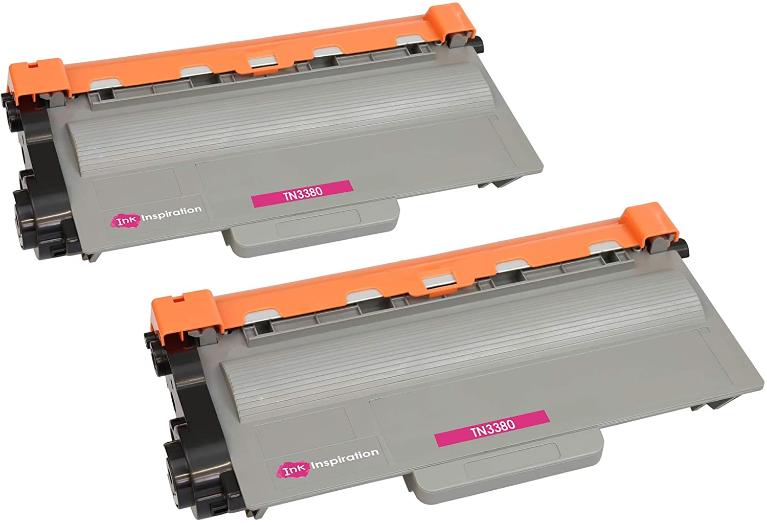 2 Tóners compatibles con Brother TN3380 DCP-8110DN DCP-8250DN HL ...