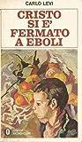 Cristo si è fermato a Eboli Mondadori Oscar 183 OSCAR #