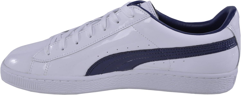 Islas Faroe cable A gran escala  Amazon.com | Puma Basket Classic Men US 8 White Sneakers | Shoes