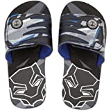 Amazon Price History for:Shop Disney Marvel Black Panther Sandals For Kids - Flip Flops Beach Water Shoes