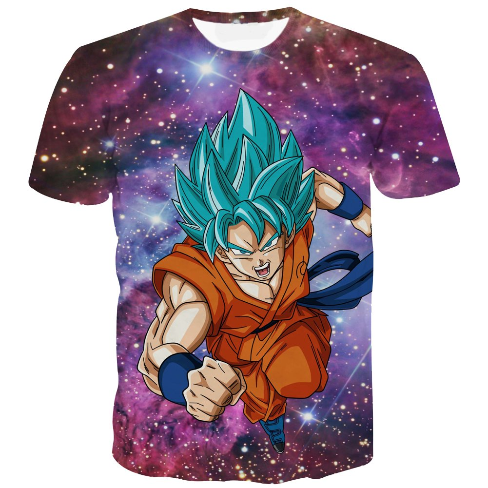 05265e2b Neat, anti-wrinkle, breathable, super soft, comfortable, elastic. Printing  Details: Full printed. Dragon ball collection graphics, digital printed.