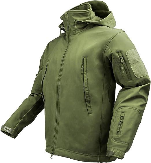 tactical gear magazin softshell jacken