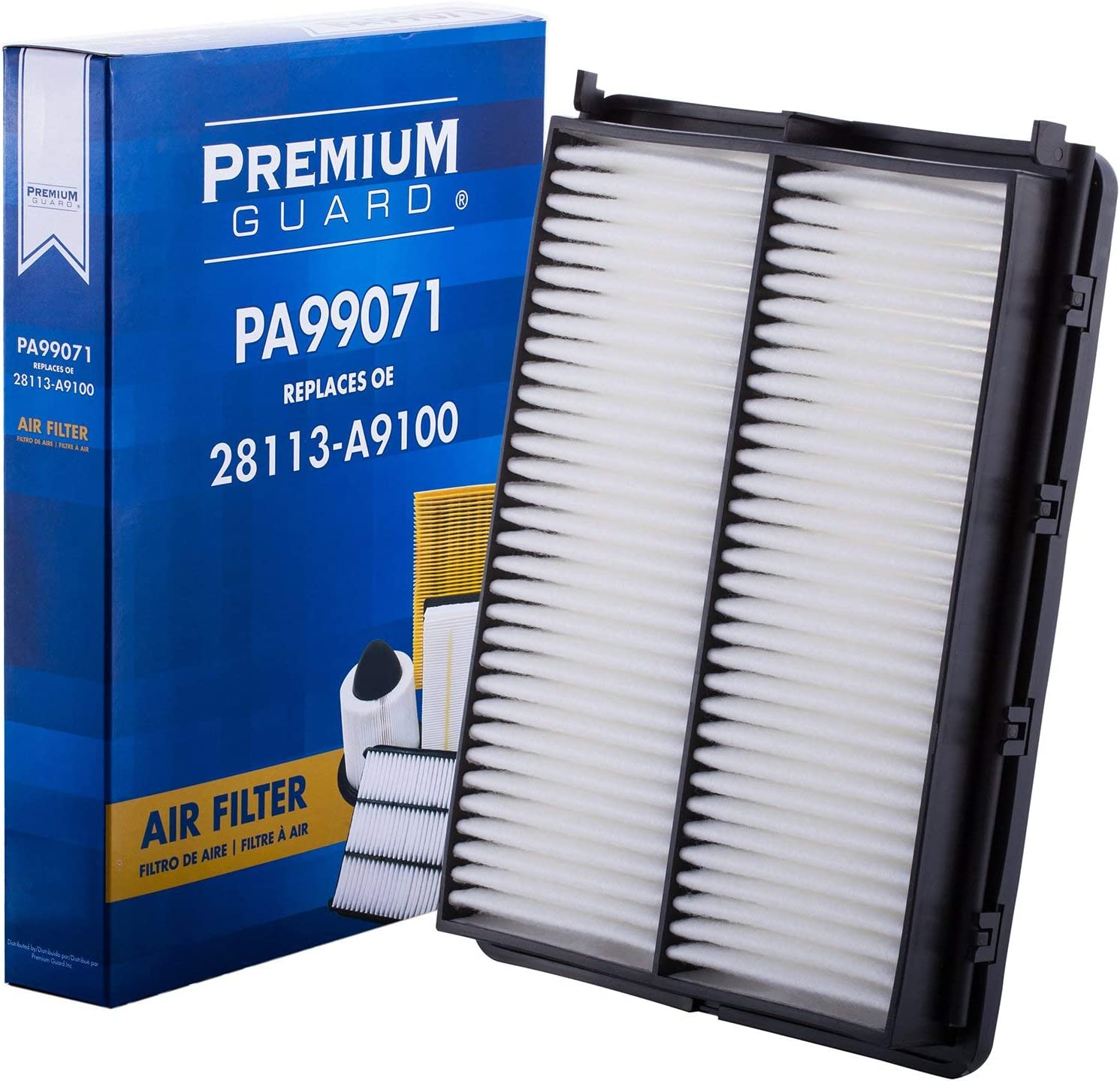For 2019-2020 Hyundai Santa Fe Cabin Air Filter Premium Guard 78318PF