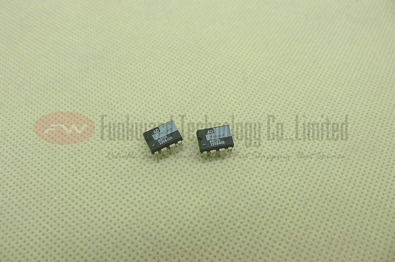 FidgetKute ADI AD790JNZ AD790JN Voltage Comparator Single R-R O//P /±16.5V//7V PDIP8 x 1pc