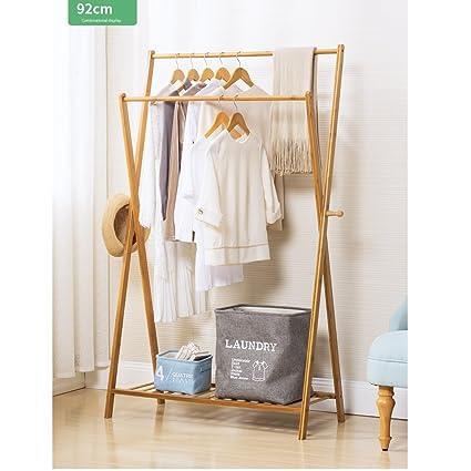 Waterproof Wood Coat Racks,garment Rack Multipurpose Bamboo Coat And Shoe  Rack Hat Bag Rack