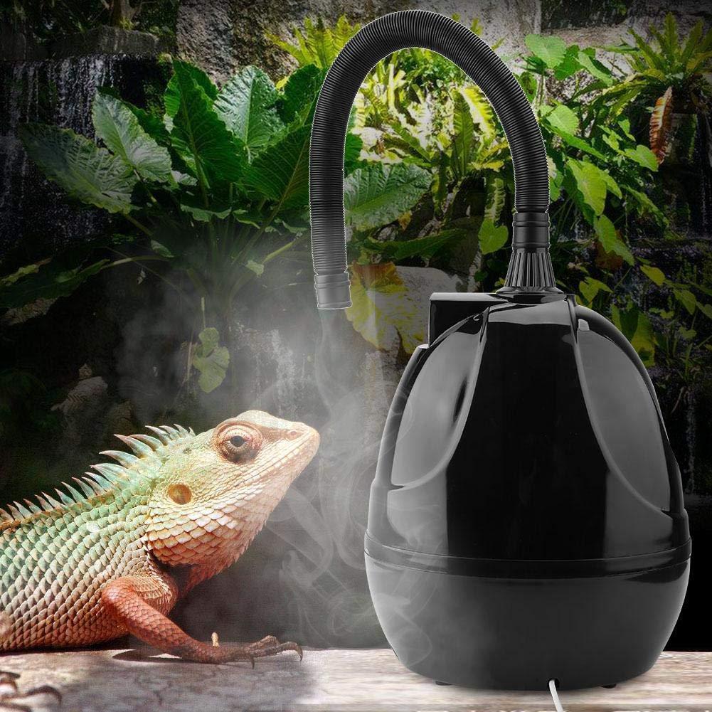 Reptile Humidifier Reptile Fogger, Suitable for Reptiles Amphibians and Terrarium (2.5 L)