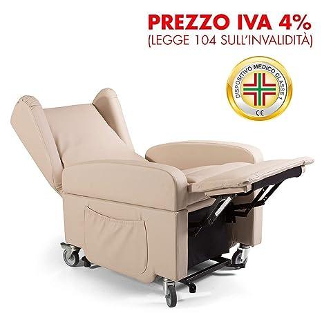 Goldflex - Poltrona Mod. Good Relax - CERTIFICATA DISPOSITIVO MEDICO ...