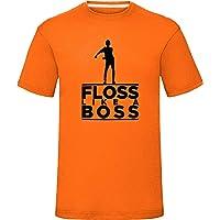 Floss Like a Boss T-Shirt Garçons Filles Tee