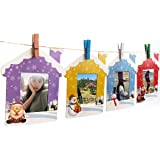 Woodmin Instax 3-inch Wall Decor Hang Frame for