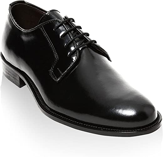 Frank Daniel Uomo Scarpe Derby Nero Size: 40 EU: Amazon.it