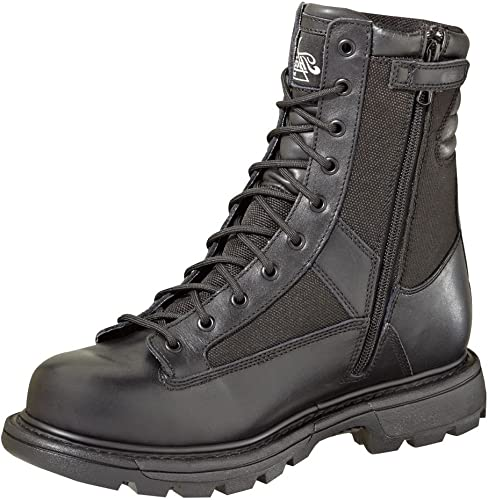 "Amazon.com: Thorogood Men's Gen-Flex2 Series 8"" Waterproof Tactical Side  Zip Boot: Shoes"