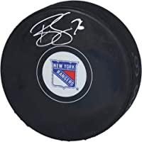 $49 » Brady Skjei New York Rangers Autographed Hockey Puck - Fanatics Authentic Certified - Autographed NHL Pucks