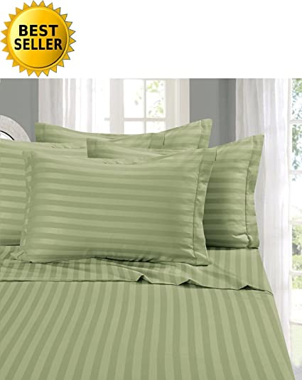 Elegant Comfort Best Bed Sheets Set - Silky Soft