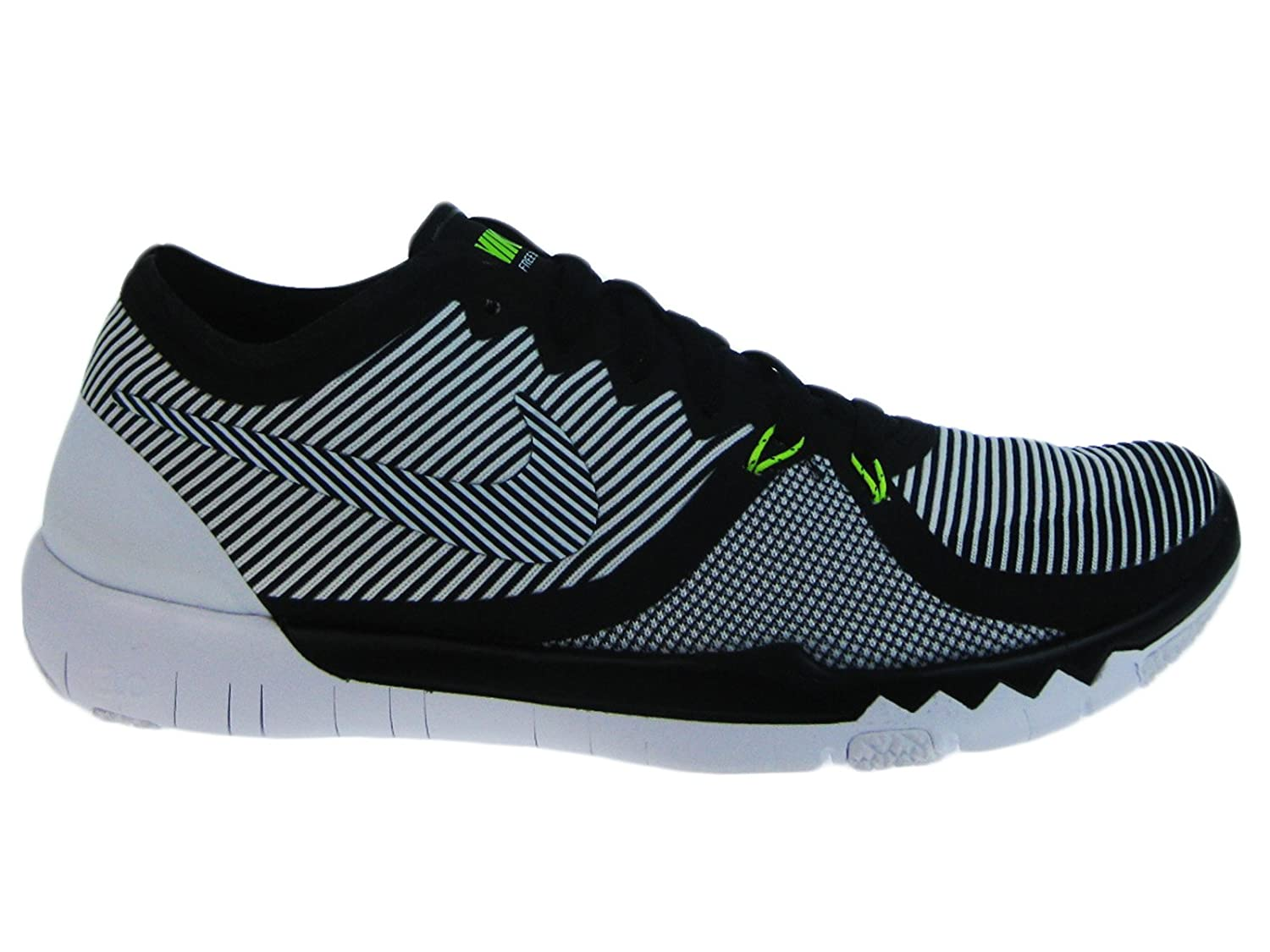 Dark Green/Green/White Women's Nike Free 3.0 V3 Running Shoes