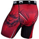 Venum Men's Bloody Roar Vale Tudo Shorts MMA BJJ Red