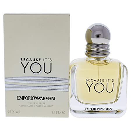 Emporio Armani Because It s You Eau De Parfum 1.7 Ounce