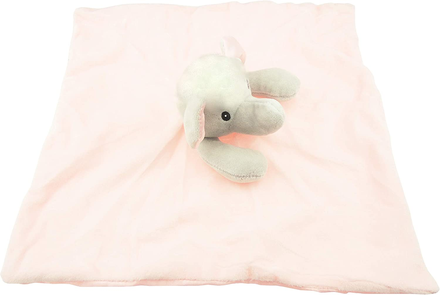 So soft and cuddly . Beautiful blanket in an elephant print in white gray and teal