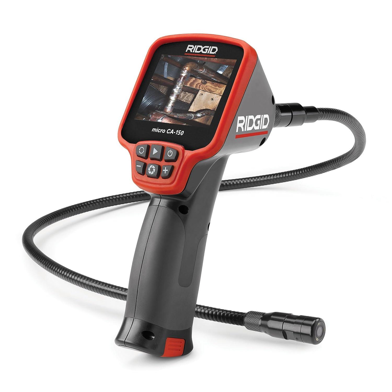 Ridgid 36848 Model Micro CA-150 Hand-Held Inspection Camera, Borescope