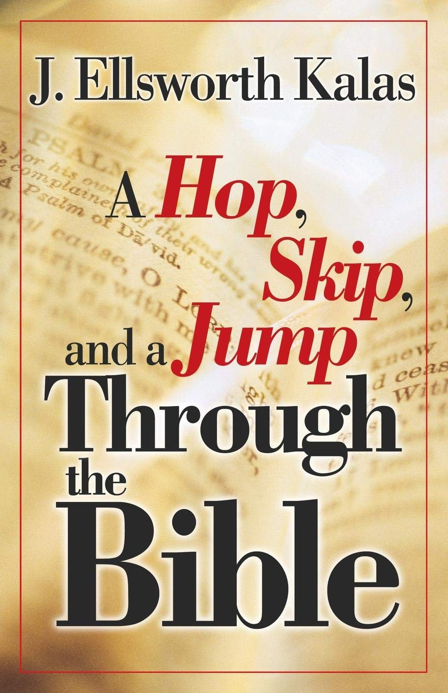 A Hop, Skip, and a Jump Through the Bible ebook