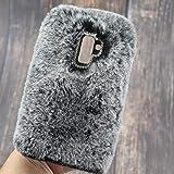Galaxy S9 Plus Furry Case,Galaxy S9 Plus Glitter