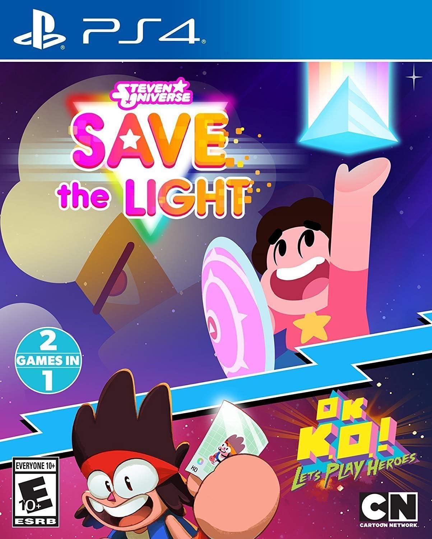 Amazon com: Steven Universe: Save The Light & OK K O ! Let's