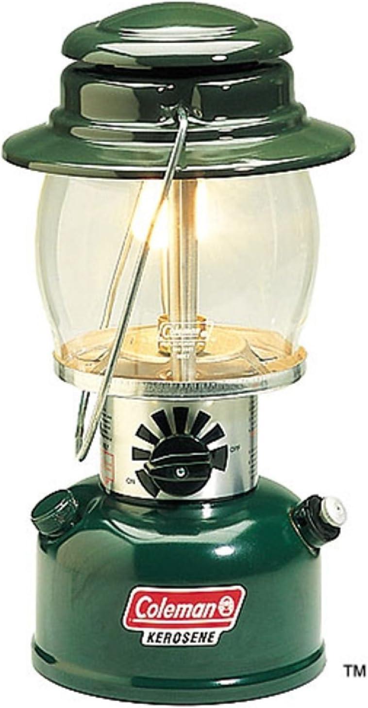 Coleman 1-mantle queroseno farol