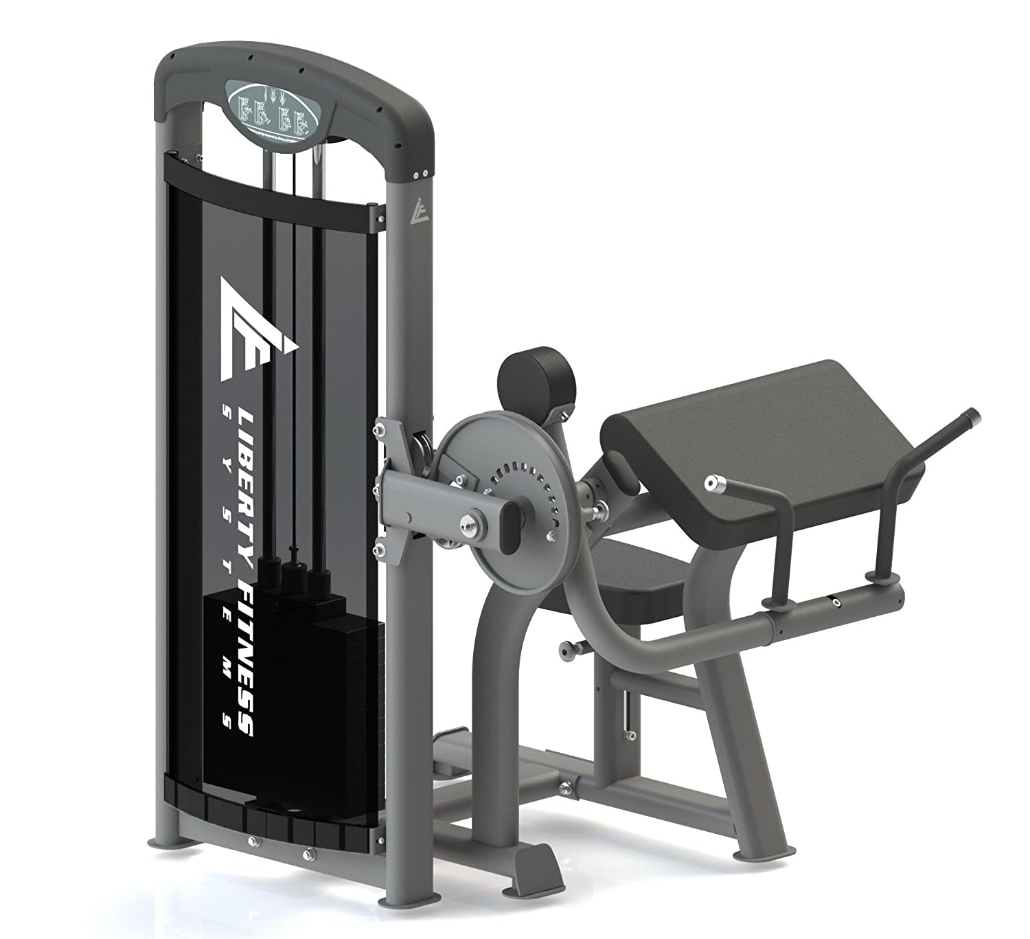 Liberty Fitness Atlantic Series Bicep Curl Tricep Extension Dual Function