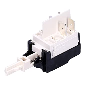 Wessper Interruptor On/Off para lavadora Beko WMD 65126: Amazon.es ...