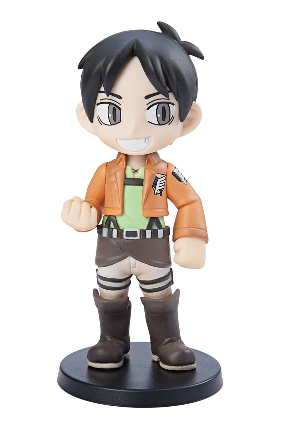 Attack on Titan Chobirume Collection Eren Yeager PVC Figure