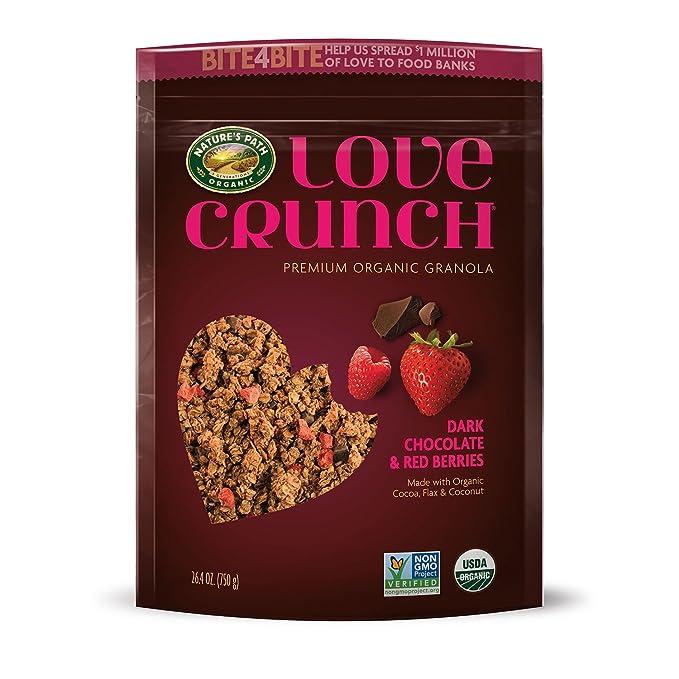 Camino de la naturaleza orgánico Premium Love Crunch granola ...