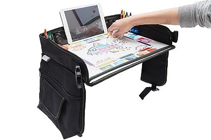 Amazon.com: Soporte de bandeja de viaje bolsa con superficie ...