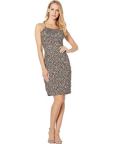 ccf859678290 bebe Women s Gathered Halter Mini Dress