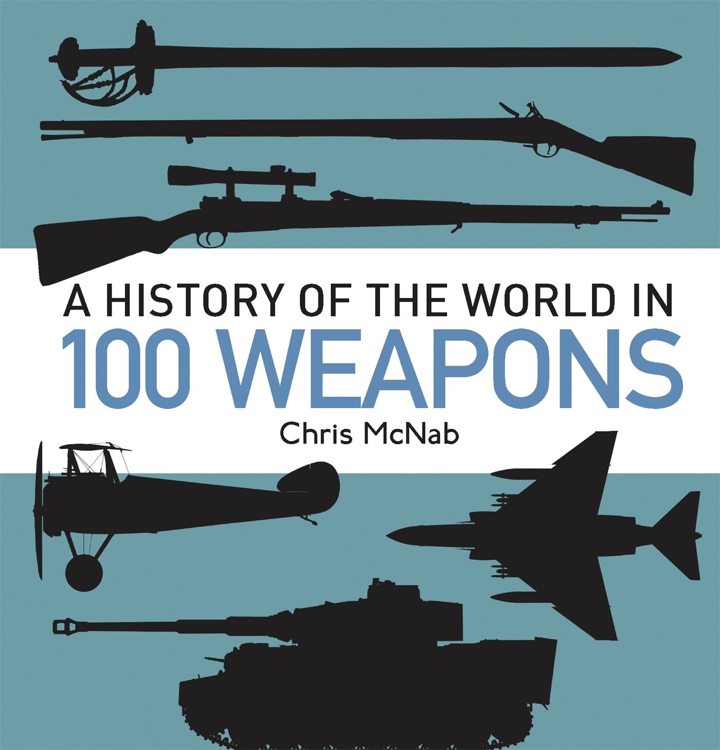 A History of the World in 100 Weapons (General Military) PDF