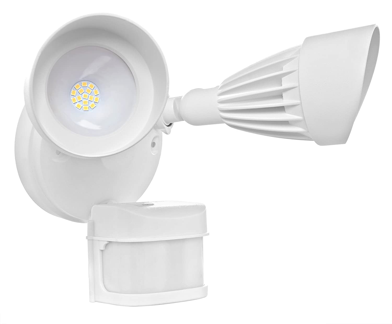 Westgate Lighting LED Outdoor Security Flood Light 24W - Outdoor Motion Sensor Light - Die-Cast Aluminum Housing - Tempered Glass Lens- UL Listed – 100-120V AC (5000K Cool White)