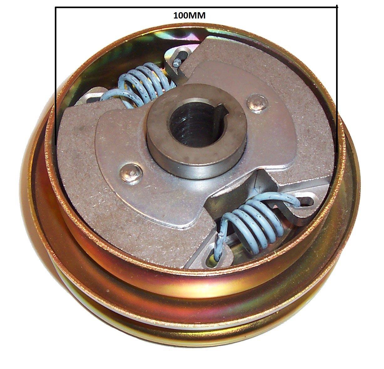 Embrague centrífugo para adaptarse a una 19 mm (3/4