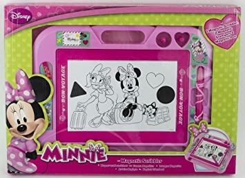 Disney Minnie Mouse Clubhouse Minnie magnétiques Sketcher